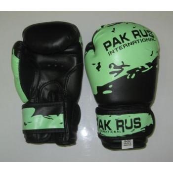 Перчатки боксерские Pak Rus, иск. кожа , 4 OZ, PR-11-012