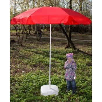 Зонт пляжный Митек ПЭ-180/8 (изготовление под заказ 3 недели)