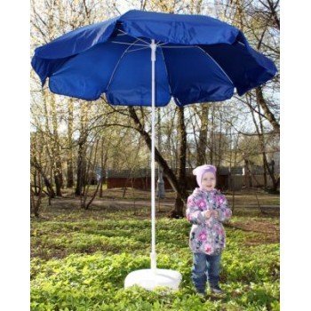 Зонт пляжный Митек ПЭ-200/8 (изготовление под заказ 3 недели)
