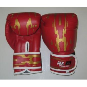 Перчатки боксерские Pak Rus, иск. кожа , 4 OZ, PR-11-015