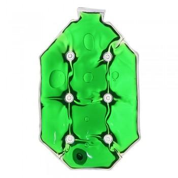 Грелка солевая Детская большая зеленая