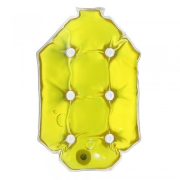 Грелка солевая Детская большая желтая