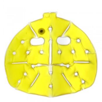 Грелка солевая Маска желтая
